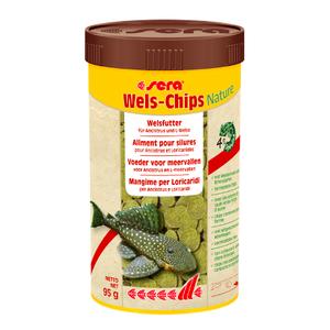 Sera Sera Wels-Chips Nature 250 ml
