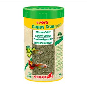 Sera Sera Guppy Gran Nature 250 ml