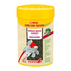 Sera Sera Goldy Color Spirulina Nature 100 ml