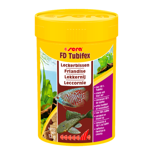 Sera Sera FD Tubifex 100 ml