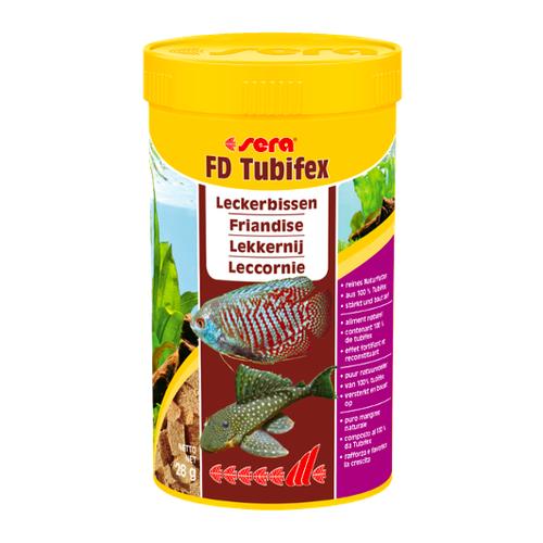 Sera Sera FD Tubifex 250 ml