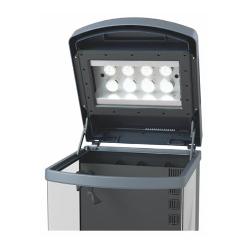 Sera Sera LED-lichtkap compleet (voor sera Biotop Nano LED Cube 16)