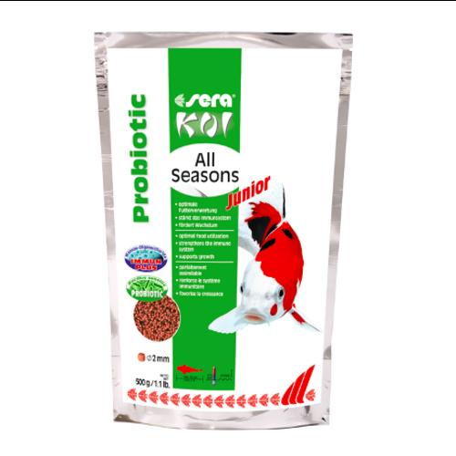 Sera Sera Koi Junior All Seasons Probiotic 500 gram