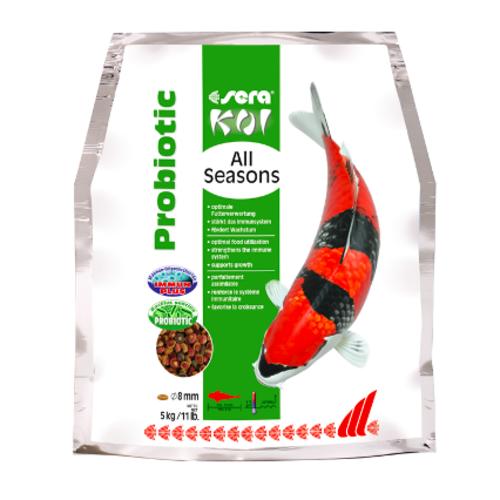Sera Sera Koi All Seasons Probiotic 5 kg