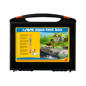 Sera Sera Aqua-test box (+ Cu)
