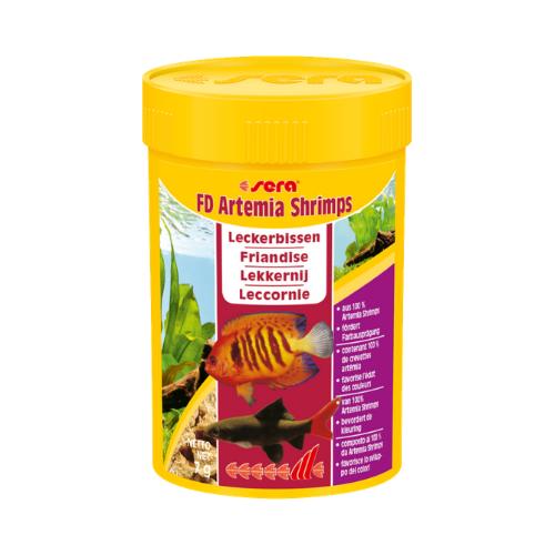 Sera Sera FD Artemia Shrimps 100 ml