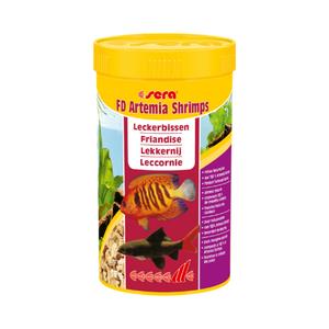 Sera Sera FD Artemia Shrimps 250 ml