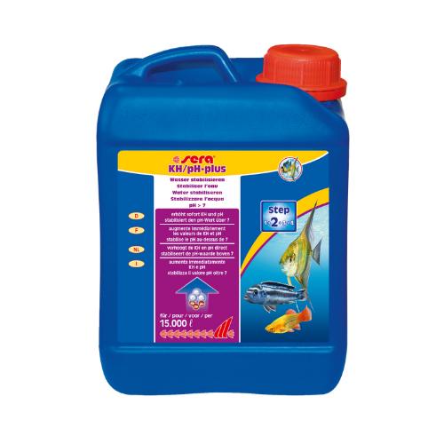 Sera Sera KH/pH-plus 2.500 ml