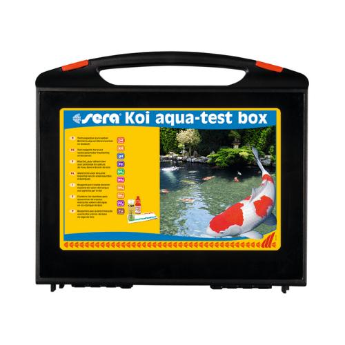 Sera Sera Koi aqua-test box