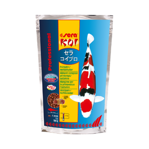 Sera Sera Koi Professional voorjaars-/herfstvoeder 500 gram