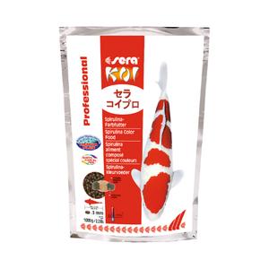 Sera Sera Koi Professional Spirulina-kleurvoeder 1.000 g