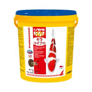 Sera Sera Koi Professional Spirulina-kleurvoeder 7 kg