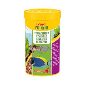 Sera Sera FD Krill 250 ml