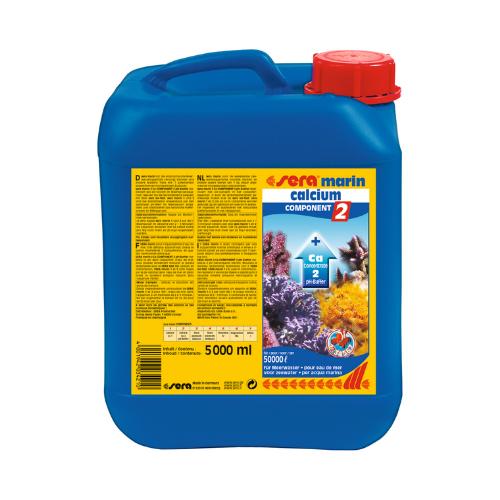 Sera Sera Marin COMPONENT 2 Ca pH-Buffer 5.000 ml