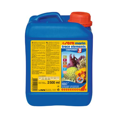 Sera Sera Marin COMPONENT 3 trace elements Anionics 2.500 ml