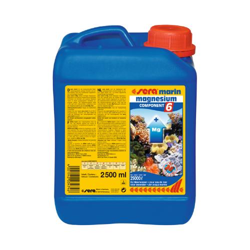 Sera Sera Marin COMPONENT 6 magnesium 2.500 ml