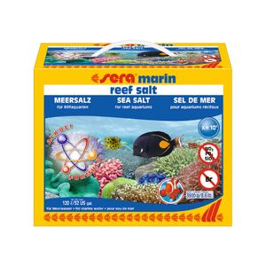 Sera Sera Marin reef salt 3.900 gram
