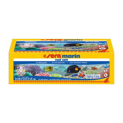 Sera Sera Marin reef salt 1.300 gram