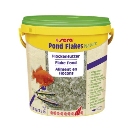 Sera Sera Pond Flakes 10 l