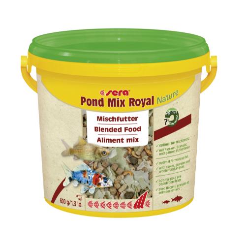 Sera Sera Pond Mix Royal 3.800 ml