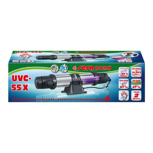 Sera Sera Pond UVC-55X