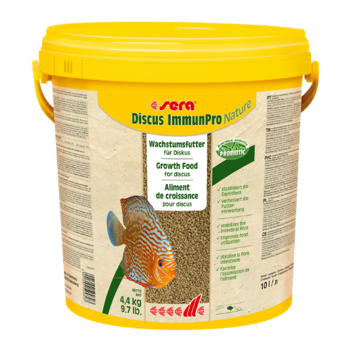 Sera Sera Discus ImmunPro Nature 4,4 kg