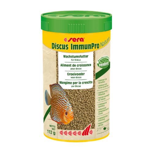 Sera Sera Discus ImmunPro Nature 250 ml