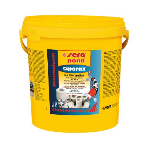Sera Sera Siporax pond Professional 25 mm 10 l