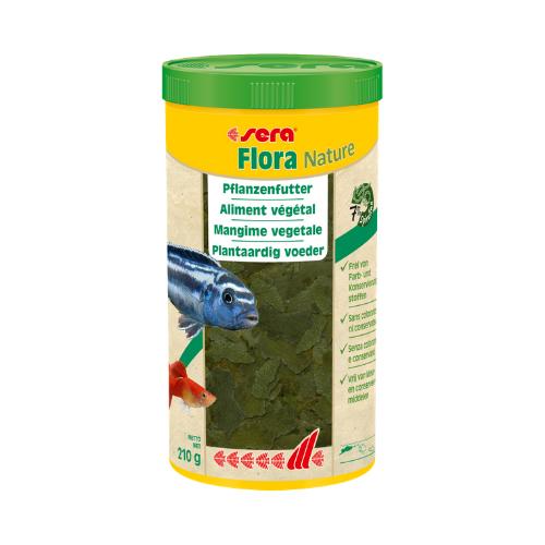 Sera Sera Flora Nature 1.000 ml
