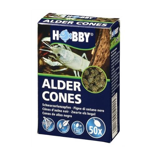 Hobby Hobby Alder Cones 50 st