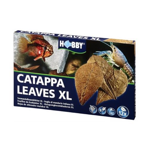 Hobby Hobby Nano Catappa Leaves xl 12 st