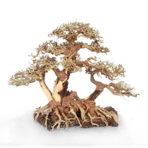 HS Aqua HS Aqua Bonsai Wood with Rock m 25x18x30 cm