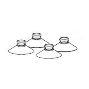 Sicce Sicce Syncra Nano/Micron/Jolly suction cups (4 units)
