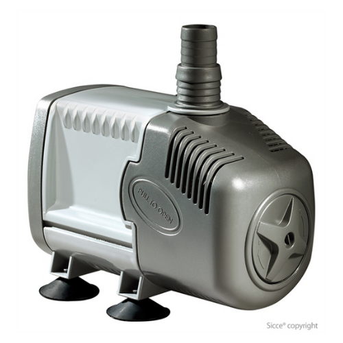 Sicce Sicce Syncra Silent pump 5.0 - 5000 l/h 230v 2.2 mtr kabel