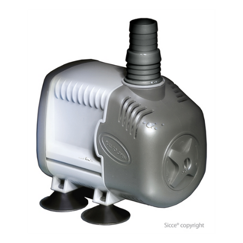 Sicce Sicce Syncra Silent pump 1.5 - 1350 l/h 230v 1.5 mtr kabel