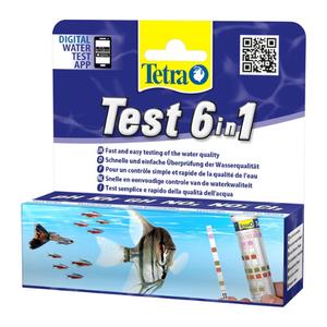 Tetra Tetra test stroken 6 in 1