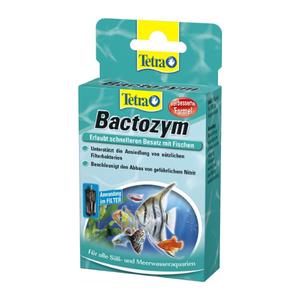 Tetra Tetra Aqua Bactozym 10 capsules