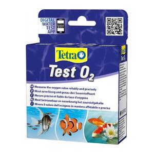 Tetra Tetra o2-test (zuurstof) voor 30 tests