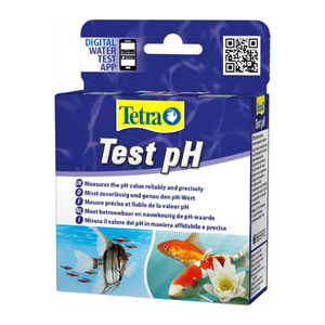 Tetra Tetra ph-test zoetwater 5-10  10 ml
