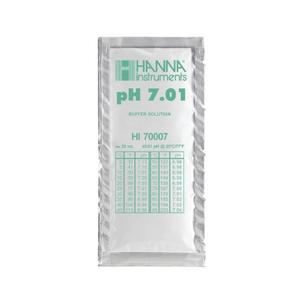 Hanna Hanna Kalibratievloeistof pH 7,01 1 zakje 20ml