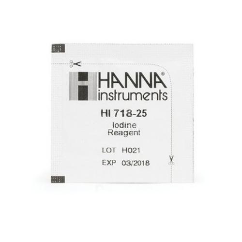 Hanna Hanna Reagentia Jodium 25st