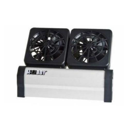 Hobby Hobby Aqua Cooler met 2 ventilatoren
