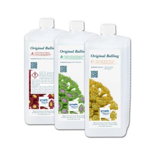 Tropic Marin Tropic Marin Bio-Calcium Original Balling Set 3 x 1kg