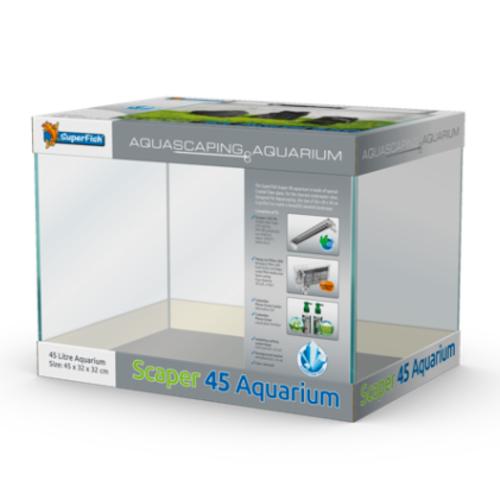 Aquascaping aquaria