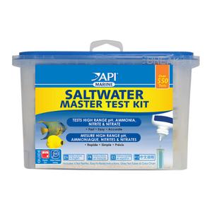 API API Saltwater Liquid Master Test Kit