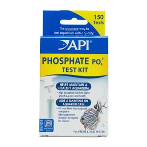 API API Liquid Phospate Test Kit