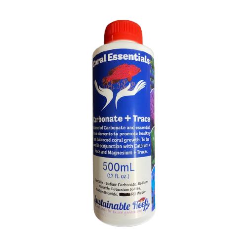 Coral Essentials Coral Essentials Carbonate + Trace 500ml