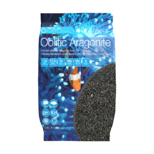 Calcean Calcean Oolitic Aragonite 9kg Onyx Black