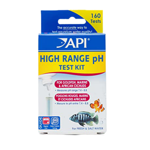 API API F/S High Range PH Test Kit