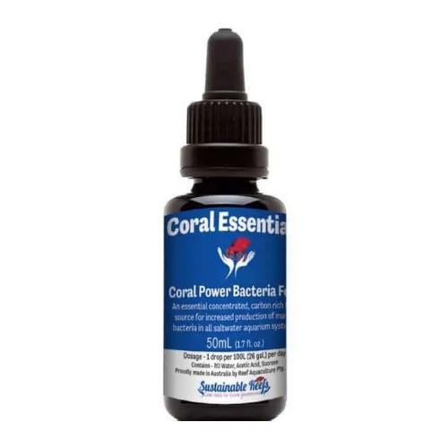 Coral Essentials Coral Essentials Coral Power Bacteria Food 50ml